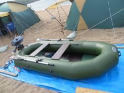 Надувная лодка из ПВХ Оникс  M 280 GTS