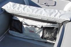 Мягкая накладка сумка на лавку для надувных лодок