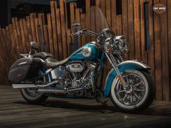CVO Softail Deluxe, 2015
