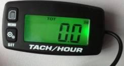 Тахометр цифровой с подсветкой и сменной батарейкой