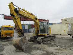 New Holland e135bsr-e2, 2008