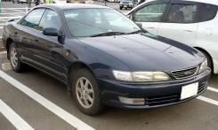 Дефлекторы окон (ветровики) Toyota Carina ED 1993-1998г