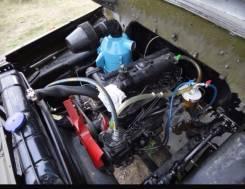 Двигатель Д245 с КПП ЗИЛ, 2013