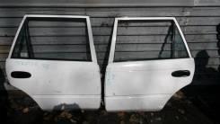 Дверь боковая задняя в сборе  Toyota Sprinter  AE104