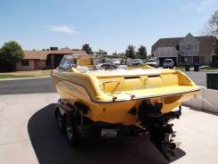 Каютный спортивный круизер 2003 Stingray 220SX Mercruiser 350 MAG MPI