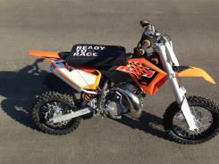 KTM 50 SX, 2015