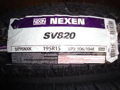Nexen SV-820A, 195R15 LT