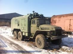 Урал 375 с кунгом, 1991