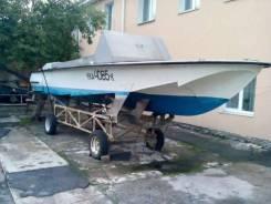 Продам катер Волга