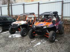 Polaris Ranger RZR XP 900, 2013