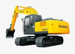 Hyundai R210LC-7, 2016