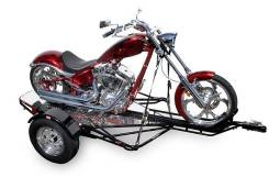Прицепы для мототехники (Kendon Stand-Up Chopper) MADE IN USA