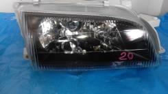 Фара. Toyota Corona, AT190, CT190, CT195, ST190, ST191, ST195 Toyota Caldina, AT191, AT191G, CT190, CT190G, CT196, CT196V, CT197, CT197V, CT198, CT198...