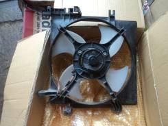 Диффузор радиатора Subaru Impreza вентилятор