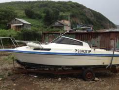 Продам катер Tohatsu TH20