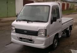 Subaru sambar, 2007