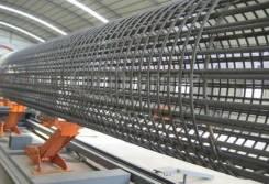 Продам Автоматическую линию сварки каркаса для свай GH300-1500/20m