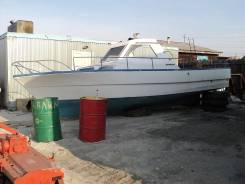 Катер nissan boat m800nsf