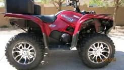 Yamaha Grizzly, 2009