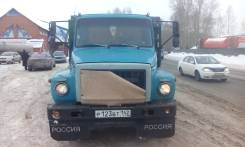 ГАЗ саз 34509, 1993