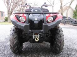 Yamaha Grizzly 450, 2014