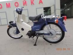 Honda Super Cub 50, 2007