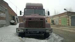 КрАЗ 6437, 1990