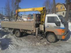 Продается Бортовой  грузовик манипулятор Hino Ranger