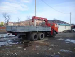 Услуги. Аренда грузовика с краном борт-12 тонн, перевозка Контейнеров.