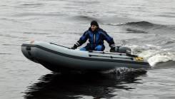 Эксклюзив! Мотор. лодка «Norvik 320PL» с надув. дном, ВЕС Всего 30 кг.!