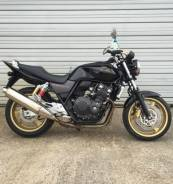 Honda CB 400SFV, 2011