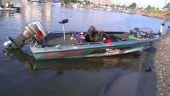 Скоростная лодка Skeeter