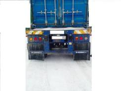 Korea Trailer Combination Container Chassis, 2006