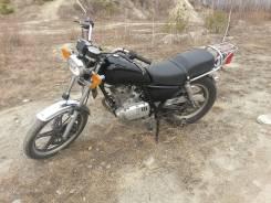 Suzuki GN 125, 2004