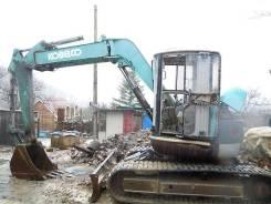 Продам экскаватор Kobelco SR75UR на запчасти