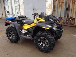 BRP Can-Am Outlander Max 800 XMR, 2012