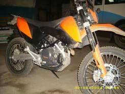 KTM 690 Enduro, 2009
