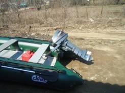 Лодка Svat320 мотор ямаха 8м