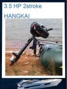 Новый лодочный мотор подвесной Hangkai  3.5 л. с  2-х тактный