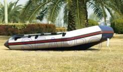 Надувная лодка Tadpole 380 (под мотор)