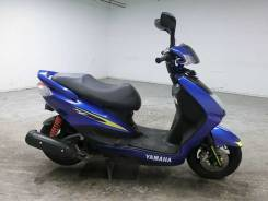 Yamaha Cygnus X125, 2009