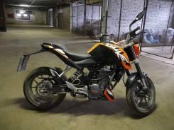 KTM 125, 2011
