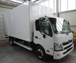 Фургон изотермический HINO 300