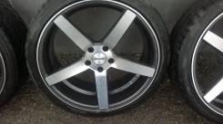 Sakura wheels r20 et 38 9j +Nitto nt555 2013 г. в. 245/35 r20