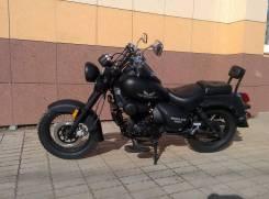 Мотоцикл MOTOLAND WOLF 250 В НАЛИЧИИ В СУРГУТЕ!, 2015
