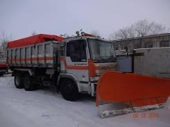 Снегоуборочная машина на базе HINO