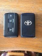 Смарт ключ, чип ключ Toyota Crown, Mark X