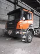 Продам седельный тягач Scania P 420 6х6