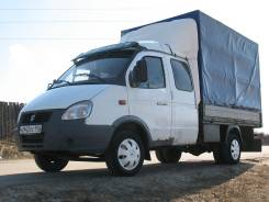 ГАЗ 33023, 2008