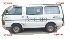Мазду бонго бензин 4 WD куплю крановую установку 1 т.